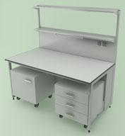 Производственная компания СпецЛабМебель = Производитель лабораторной мебели серий NordLine и ММЛ - Москва #56