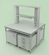 Производственная компания СпецЛабМебель = Производитель лабораторной мебели серий NordLine и ММЛ - Москва #64
