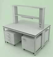 Производственная компания СпецЛабМебель = Производитель лабораторной мебели серий NordLine и ММЛ - Москва #48
