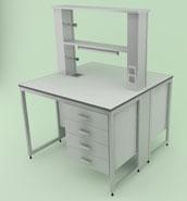 Производственная компания СпецЛабМебель = Производитель лабораторной мебели серий NordLine и ММЛ - Москва #128