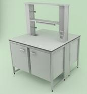 Производственная компания СпецЛабМебель = Производитель лабораторной мебели серий NordLine и ММЛ - Москва #144