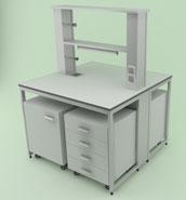 Производственная компания СпецЛабМебель = Производитель лабораторной мебели серий NordLine и ММЛ - Москва #176