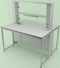 Лабораторная мебель NordLine - Стол химический островной 1500х1200х900