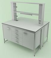 Производственная компания СпецЛабМебель = Производитель лабораторной мебели серий NordLine и ММЛ - Москва #72