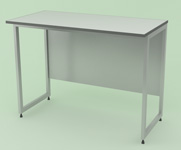 Лабораторная мебель NordLine - Стол лабораторный 1200х600х900